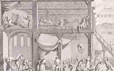 Ein Prediger und das große Sterben zu Wien